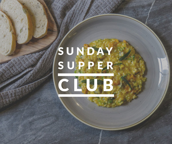 Sunday Supper Club at The Black Bull Moulton
