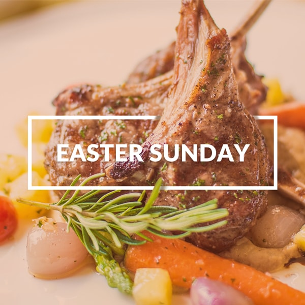 Easter Sunday at The Black Bull Moulton
