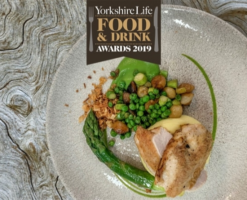 Yorkshire Life Dining Pub of The Year - The Black Bull Moulton