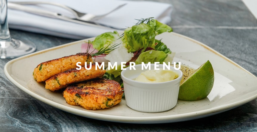 New Summer Menu Launch at The Black Bull